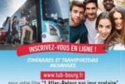Transports scolaires rentrée 2018/2019