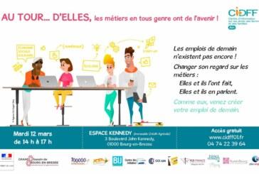 AU TOUR D'ELLES forum entrepreneuriat et mixité