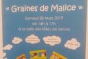 Fête inter-centre le 30 mars 2019