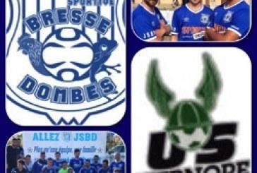 Match historique pour la Jeunesse Sportive Bresse Dombes