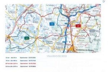Randonnée cyclotouriste la Villardoise du 14 juillet