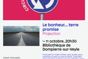 Bibliothèque municipale : projection d'un film le 11 octobre