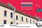 Portes ouvertes du Campus de Bourg-en-Bresse de l'Université Jean Moulin Lyon 3
