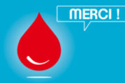 MERCI aux donneurs de sang