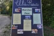 Suspension des rencontres du jeudi et reprise des marches du lundi du Club des Retraités