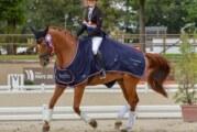 Magali HOLTZER médaillée au championnat de France d'équitation