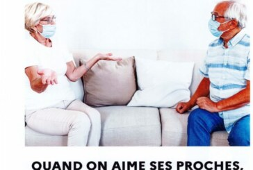 L'ARS Auvergne-Rhône-Alpes rappelle la nécessité de maintenir la vigilance envers les personnes à risques face à la Covid-19