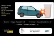 Message de la sécurité routière