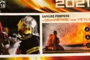 Début de la tournée des calendriers des sapeurs-pompiers volontaires le 15 décembre 2020