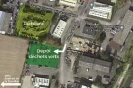 Déchets verts – Déchèterie de Péronnas